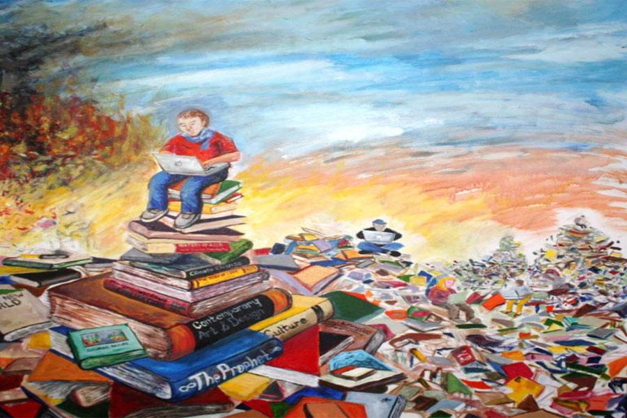 Trau dồi thêm kiến thức về hội họa