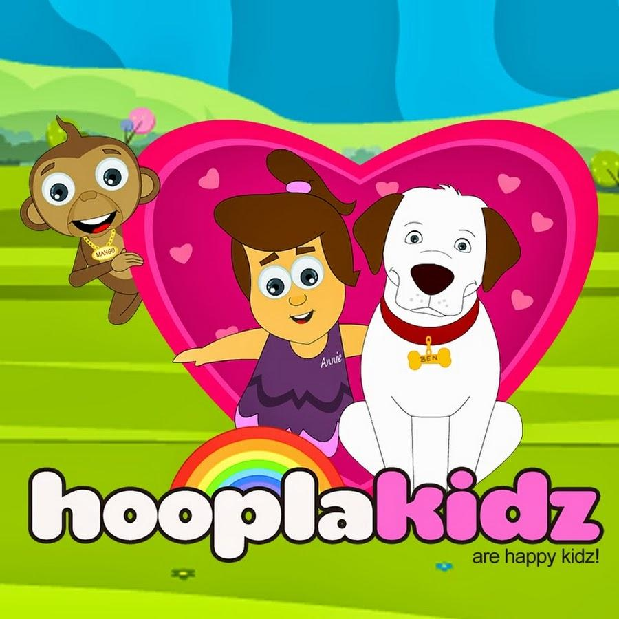 Hooplakids – kênh giải trí dạy tiếng Anh hiệu quả dành cho bé
