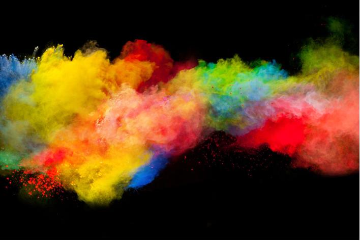Những nguyên tắc phối màu cơ bản trong thiết kế đồ họa.
