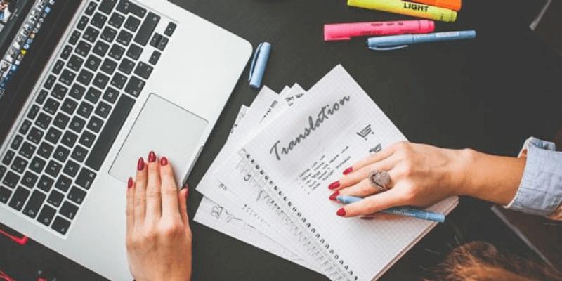 dịch thuật kiếm tiền online